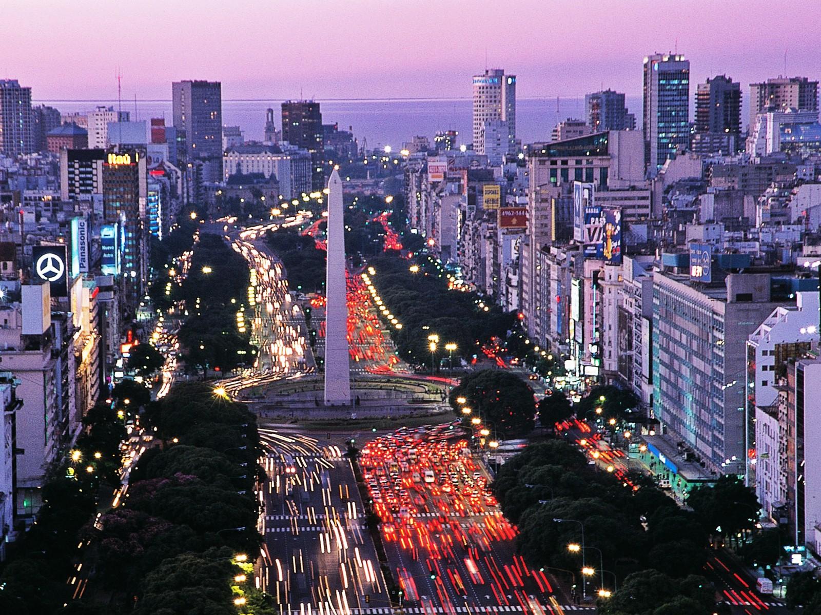 Buenos Aires... Neatrasti toliai