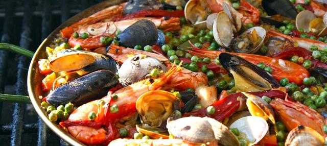 ispanijos maistas