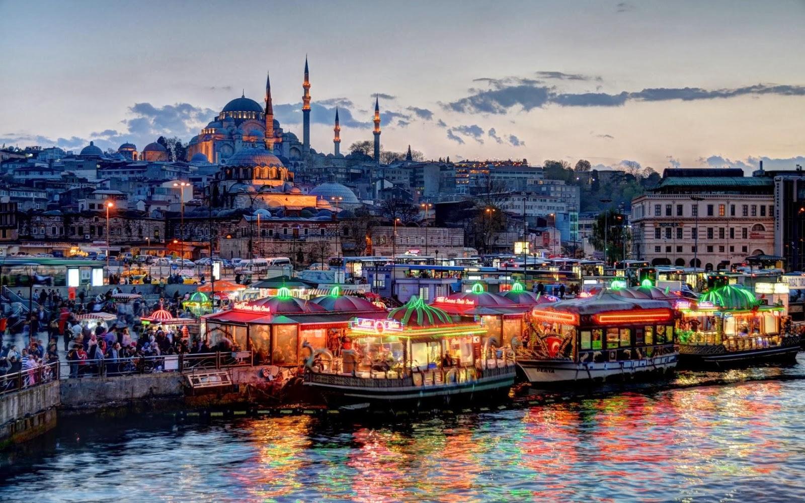 Pigus skrydis  į Turkiją