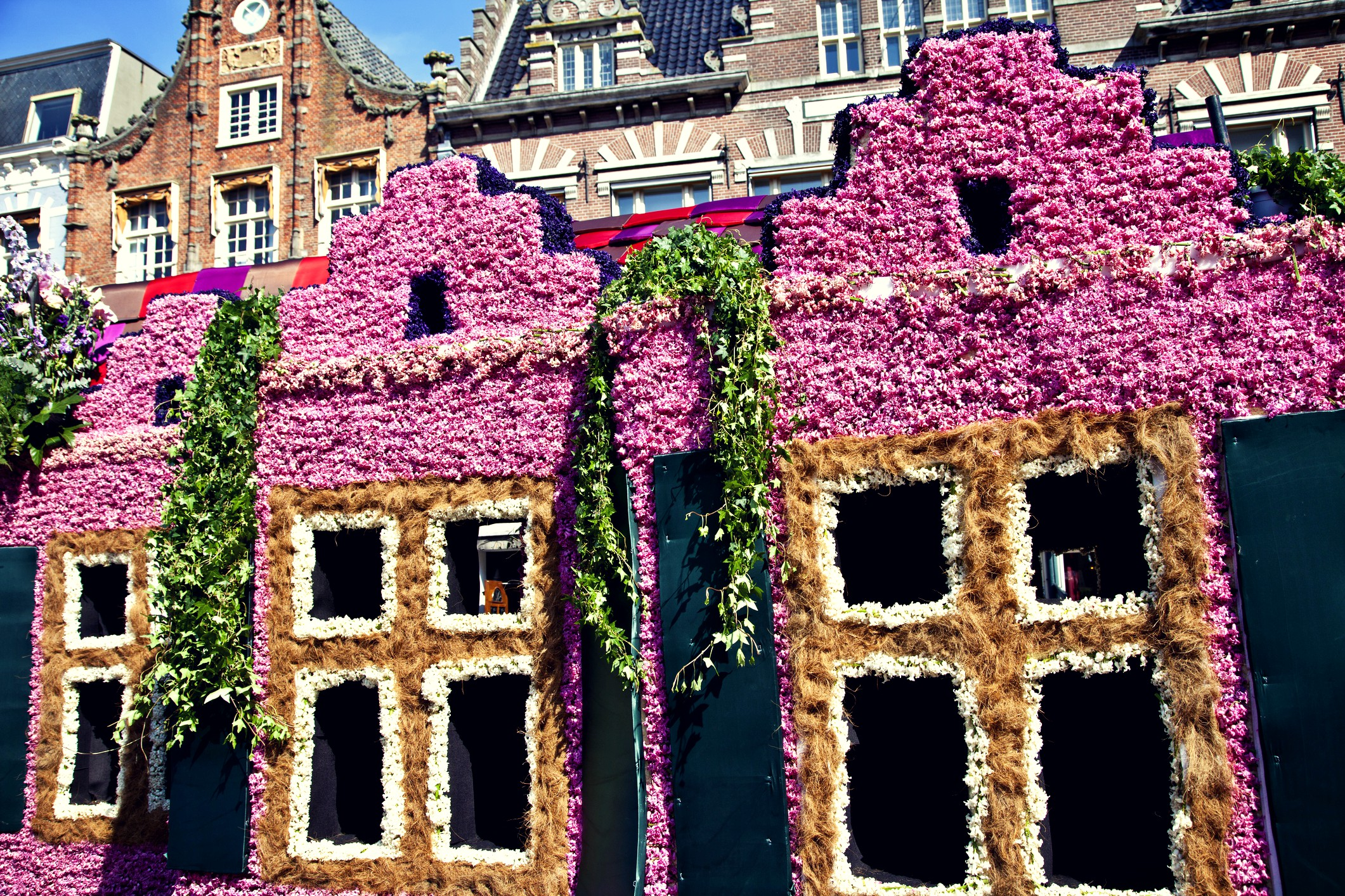 Skrydis į Olandiją
