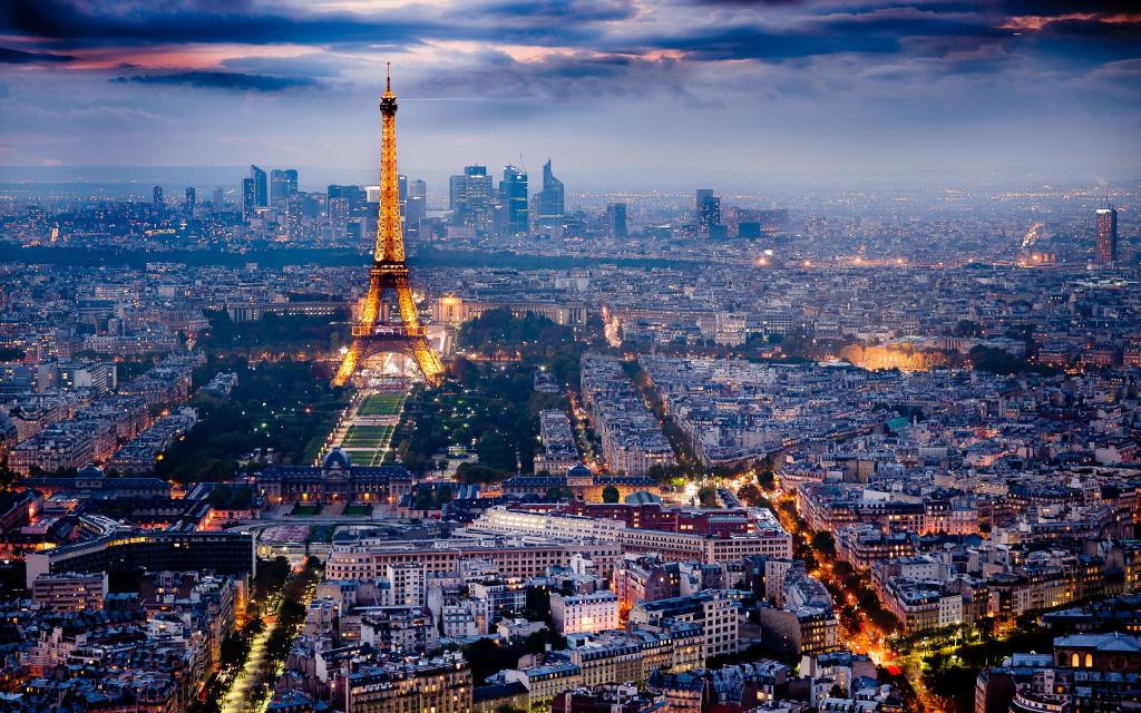 Lėktuvų bilietai į Prancūziją