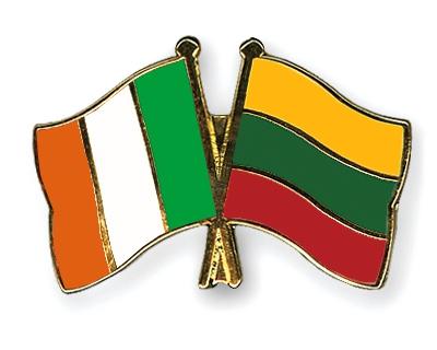 Siuntos Airija-Lietuva