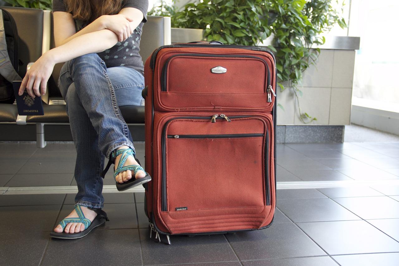 Koks yra Ryanair lagamino dydis?
