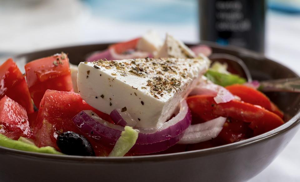 Graikijos maistas