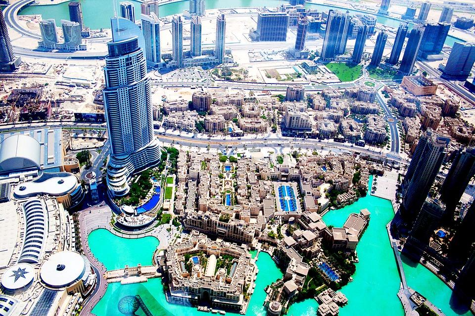 skrydžiai į Dubajų