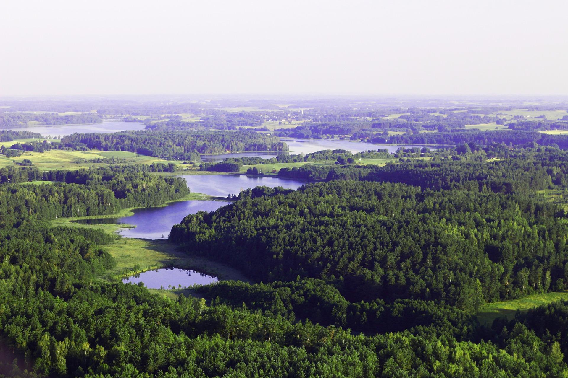Apžvalgos bokštai Lietuvoje