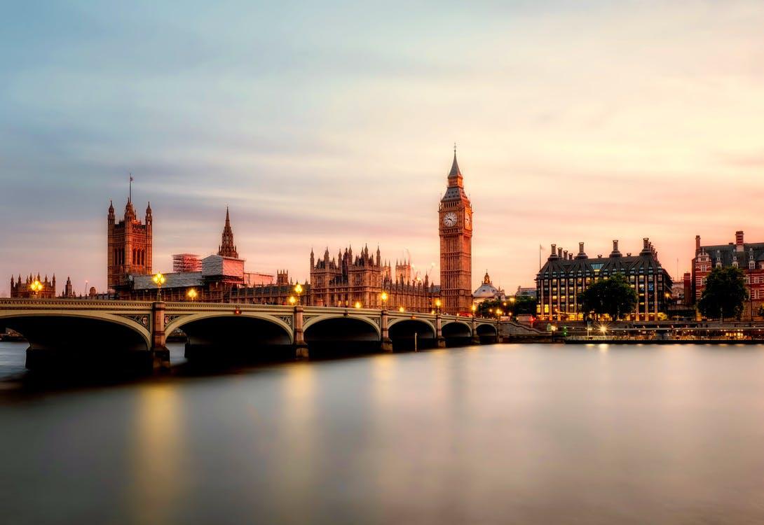 Vestminsterio laikrodžio bokštas (Big Ben)